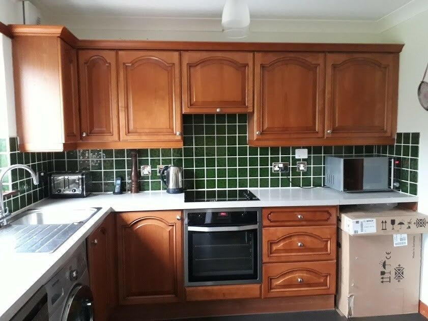 Kitchen cabinets, worktops, sink and taps   in Perth, Perth and ...