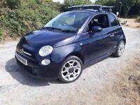 Fiat 500 Twinair Sport Great drive, £0 road tax, cheap ins, cheap to run