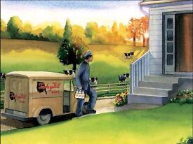 Easy Door to Door Canvasser - Milk Deliveries - *Very Good Pay*