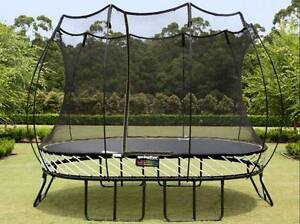 Springfree Trampoline O77 Medium Oval Allawah Kogarah Area Preview