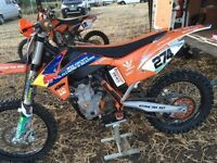 Ktm 450 2012 and loads of spares
