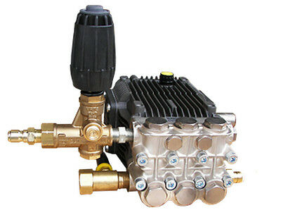Pressure Washer Pump - Plumbed - Ar Rk18.28hn - 4.75 Gpm - 4000 Psi - Vrt3-310ez