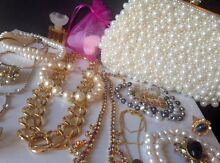 Bulk Assorted Mixed Vintage, Fashion And Fine Jewellery Brentwood Melville Area Preview
