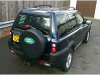 Land Rover Freelander TD4 *77k* *FSH* *MINT Condition*