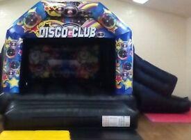 Brand new bouncy castle.