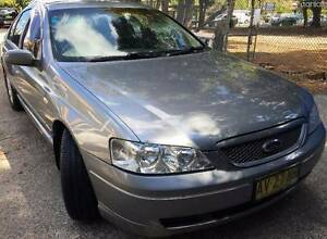 2003 Ford Falcon Sedan West Ryde Ryde Area Preview