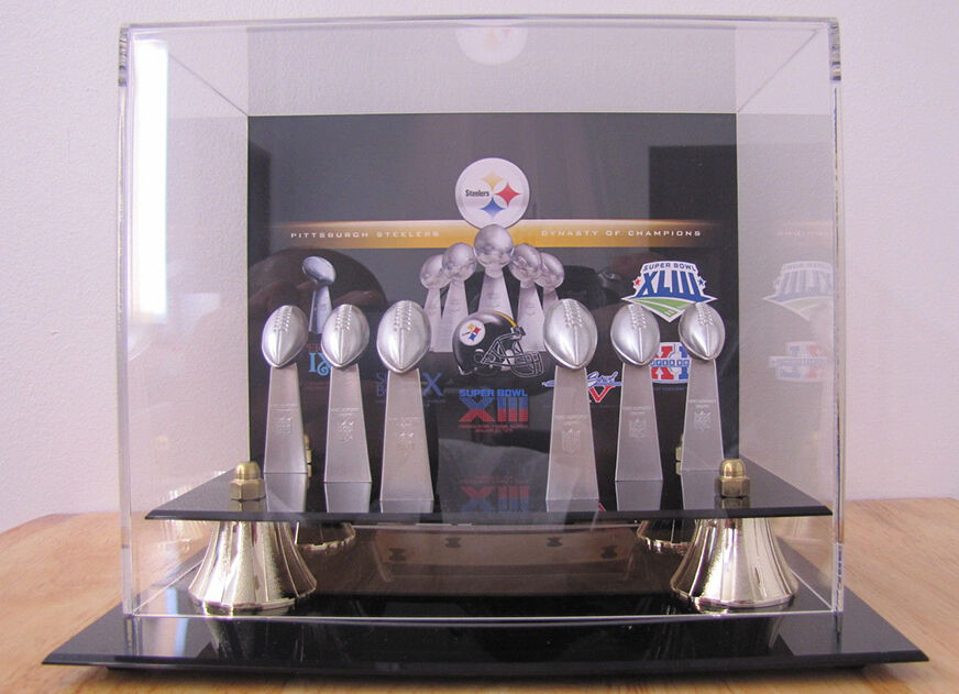 Your Guide to Buying a Trophy Display Case