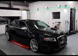 Advant RS4 V8 Audi Quattro