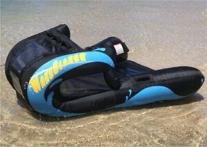 Wakeblazer boat jet ski towable inflatable tube