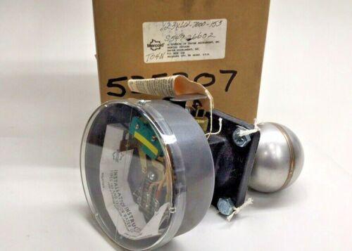 Mercoid Control 123XLW-7000-153 Low Water Control Dwyer Instruments