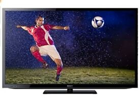 *FREE DELIVERY BEAUTIFUL LED 55 SONY BRAVIA TV FULL HD 3D LIKE NEW FREEVIEW GAMES TELEVISION