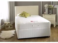 FREE DELIVERY ANYWHERE IN LONDON *** Brand New Single Double King Size Divan Bed Free Delivery