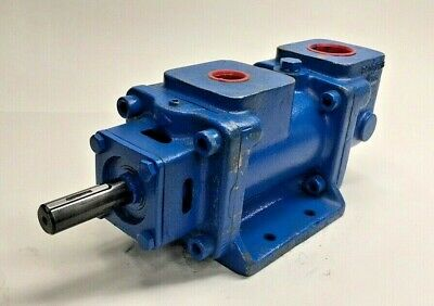 Imo A3dh-118 Rebuilt Pump 3202121 Foot Mount