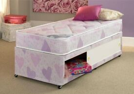 Brand new Kids Beds + Mattress