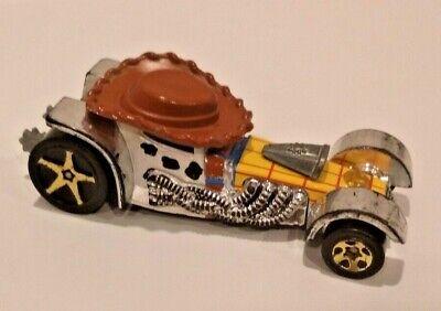 Hot Wheels TOY STORY Character Car COWBOY WOODY*Disney*Pixar*