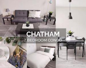 Modern Furnished 2 Bedroom - Chatham