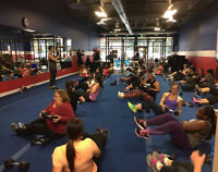 Growing Fitness Facility Hiring P/T