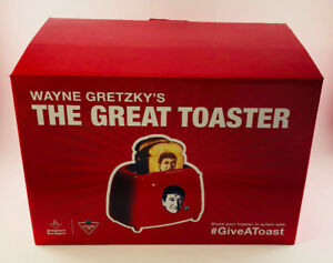 "NEW Wayne Gretzky ""The Great Toaster"""