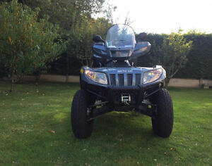 Quad ARCTIC CAT CRUISER 700 EFI Downtown-West End Greater Vancouver Area image 2