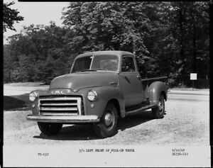 chevy gmc 1947 truck chevrolet projet pieces