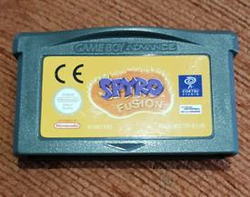 Spyro Fusion (Game Boy Advance).
