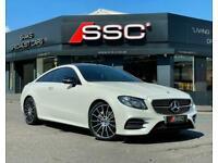 Mercedes-Benz E Class 2.0 E220d AMG Line (Premium Plus) G-Tronic+ (s/s) 2dr