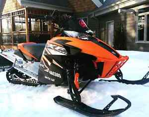 2012 Arctic Cat XF 800 limited