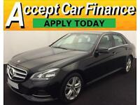 Mercedes-Benz E200 FROM £62 PER WEEK!
