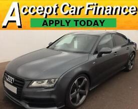 Audi A7 FROM £129 PER WEEK!