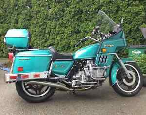 1981 HONDA GOLDWING GL