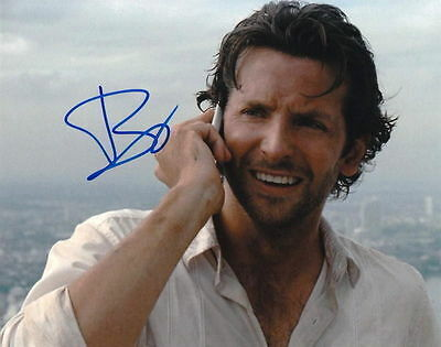 Bradley Cooper   The Hangover  Part 2   Signed