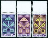 Vaticano 1978: Prima Sede Vacante Serie Completa Bordo Di Foglio (a) -  - ebay.it