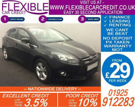 2012 FORD FOCUS 1.6 TDCI ZETEC GOOD / BAD CREDIT CAR FINANCE AVAILABLE