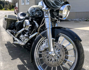 Harley Davidson Street Glide 2008