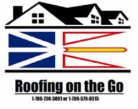 Roofing on the Go (Beat it or match it pricing) FREE ESTIMATES