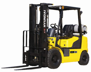 2018 5000lbs 25L-7A Fork Lift with the best GUARANTEES!!!!