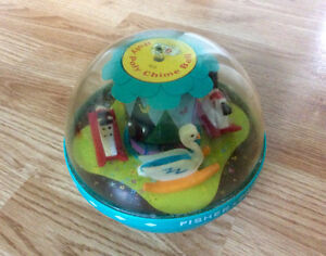 Fisher Price Rolly Poly Chime Ball Kingston Kingston Area image 1