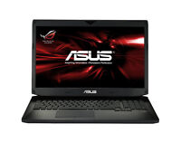 Mint Condition ASUS G750JW-DB71-CA  (ROG) (17.3-inch)