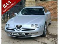 Alfa Romeo GTV 2.0 T.Spark 16v Turismo 2dr