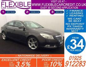 2013 VAUXHALL INSIGNIA 2.0 CDTI SRI VX LINE GOOD / BAD CREDIT CAR FINANCE AVAIL