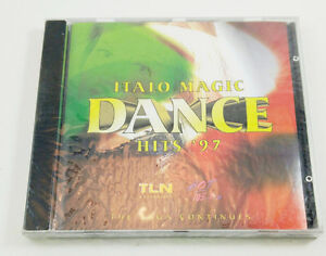 Cd Audio, Music, Italo Magic Dance Hits '97, NEW