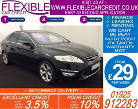 2011 FORD MONDEO 1.8 TDCI TITANIUM GOOD / BAD CREDIT CAR FINANCE AVAILABLE