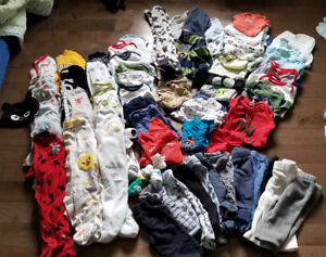 Boys 6 month large lot of clothes