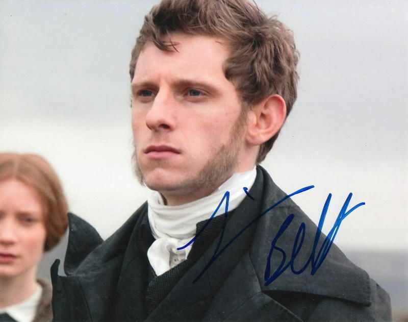 JAMIE BELL.. Jane Eyre's St. John Rivers - SIGNED