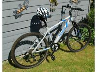 Mens and Ladies Mountain Bikes - Hardly used, good condition.