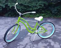 BRAND NEW modern classic women's cruiser bike