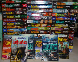 James Axler - 50+ books in the Outlander series