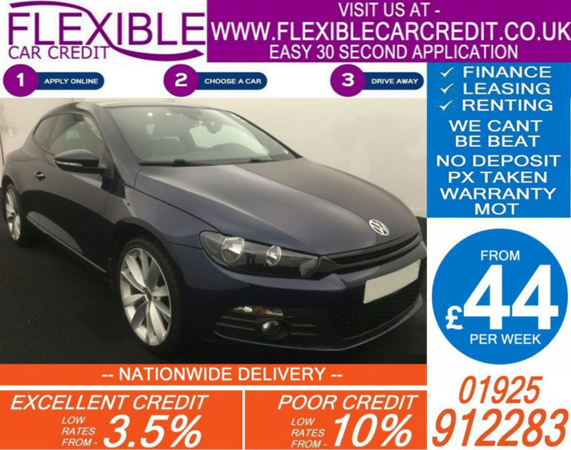 2012 vw scirocco 2 0 tdi 170 gt good bad credit car finance from 44 p wk in leicester. Black Bedroom Furniture Sets. Home Design Ideas