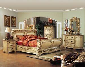 Whitewash Bedroom Set EBay