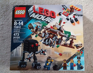 LEGO Movie 70812 Creative Ambush - NEW